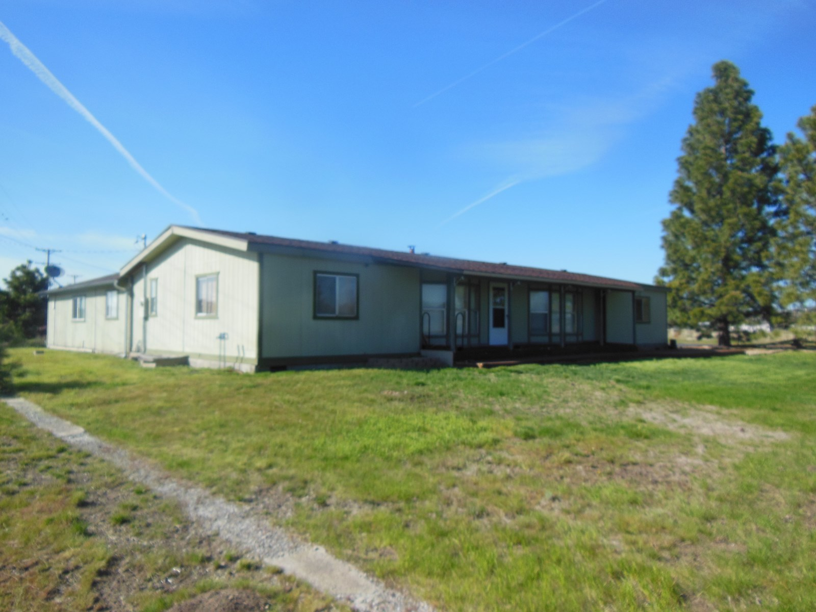 Two for One! 3 Bdr/2 Bth, 1,848 Sq. Ft Mfg Home w/3 Bdr/1.5