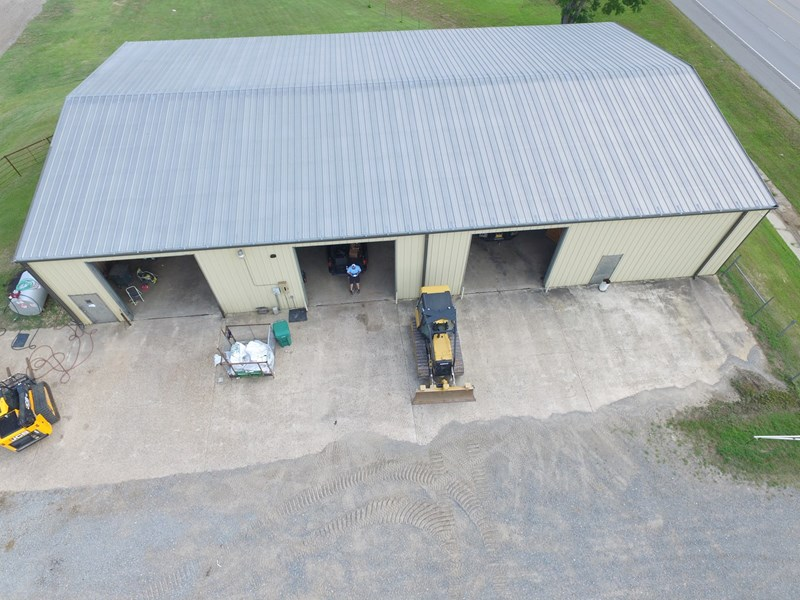 garage pasture in arkansas