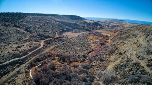 170+ acres to hunt, fish, and play in western Colorado