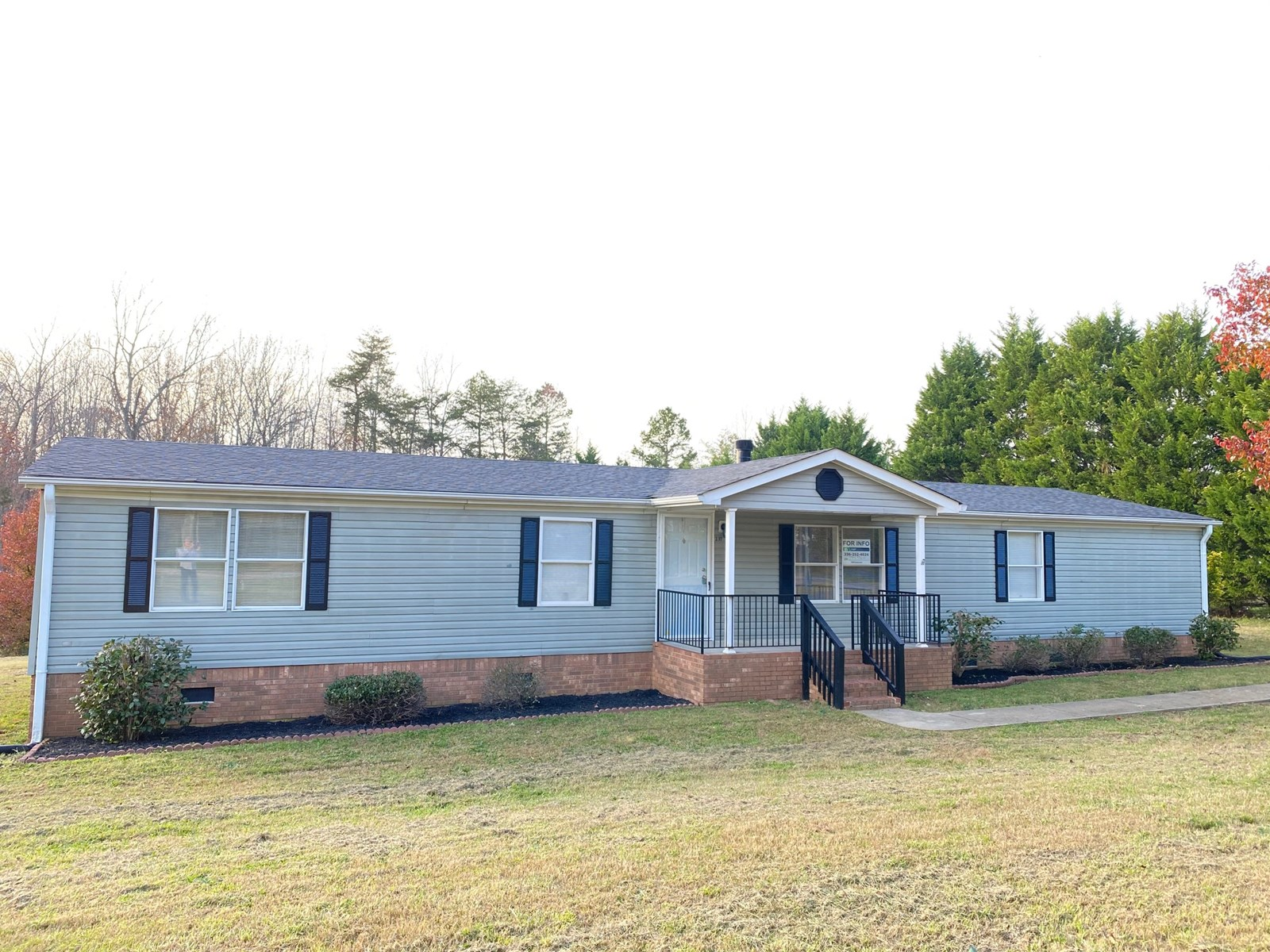 Affordable & Move In Ready 1,966 sq. ft. Manufactured Home