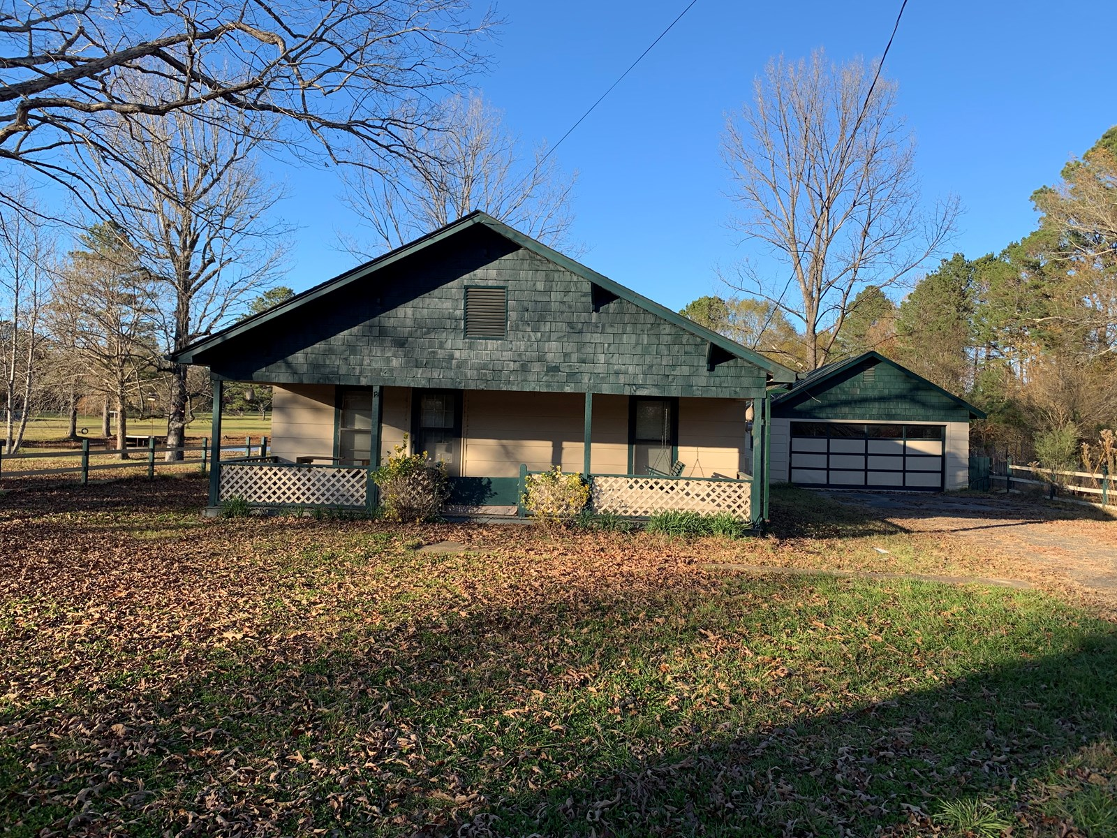 Country Home for sale in south Clark County!
