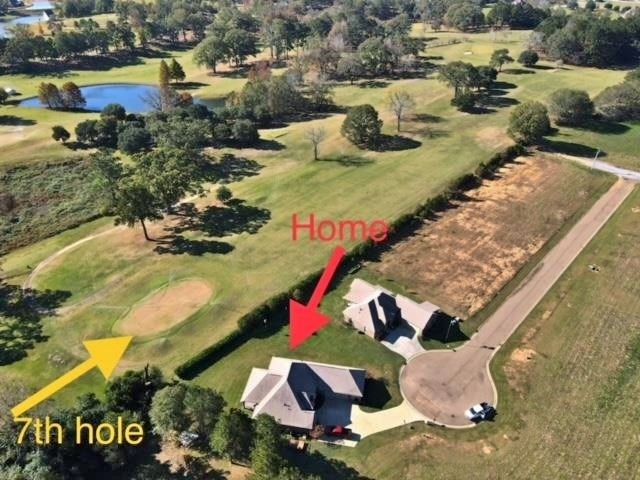 Open Concept Executive Home on Golf Course for Sale SW MS