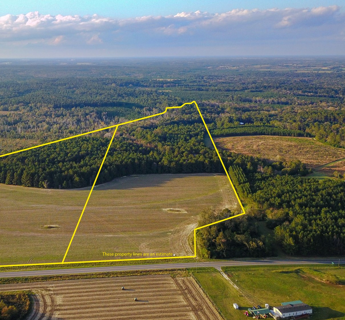 42 Acres for sale E Highway 52, Columbia, Alabama