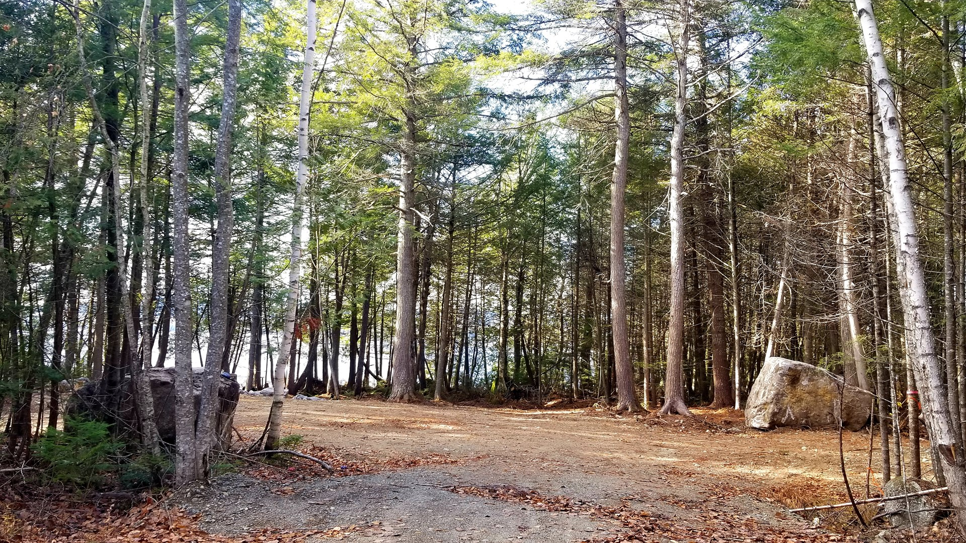 Maine Waterfront Land for Sale