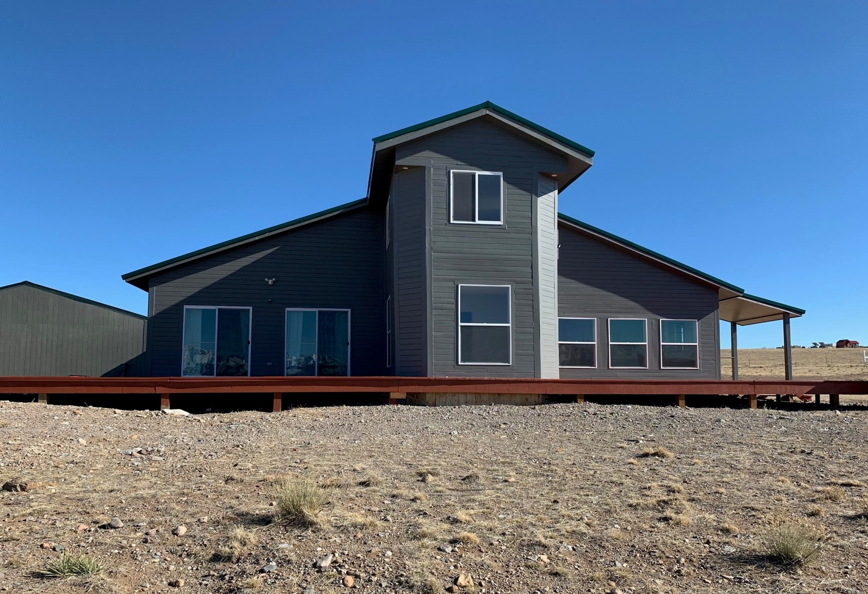 New Off Grid Horse Property on 36 Acres for Sale in CO