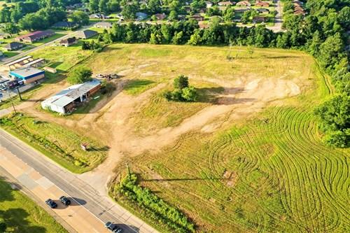 Prime Commercial Development Land For Sale Paris Texas