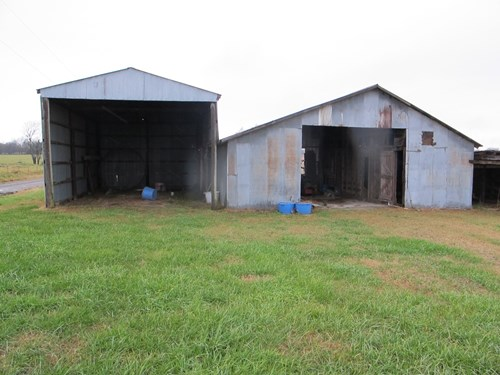 Home and 60 acres plus additional 20 and 43 acres at Auction