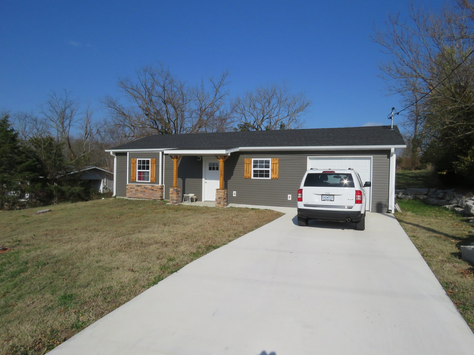 New built home for sale in Ava Mo
