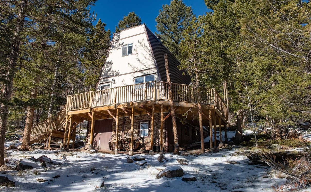 Adorable Cabin with Views of the Mummy Range