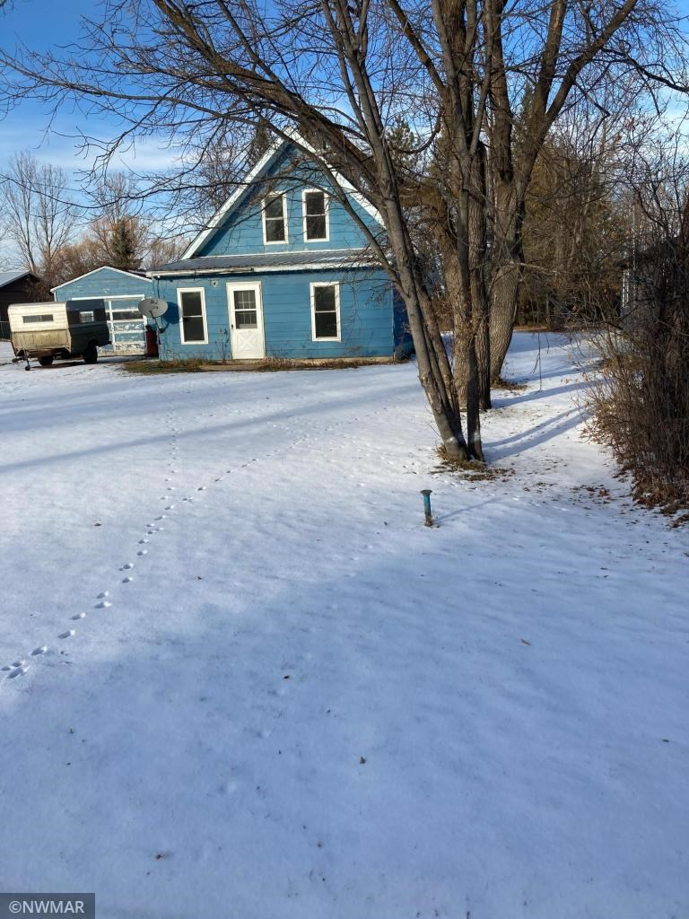 Baudette Minnesota Building Lot For Sale in Town