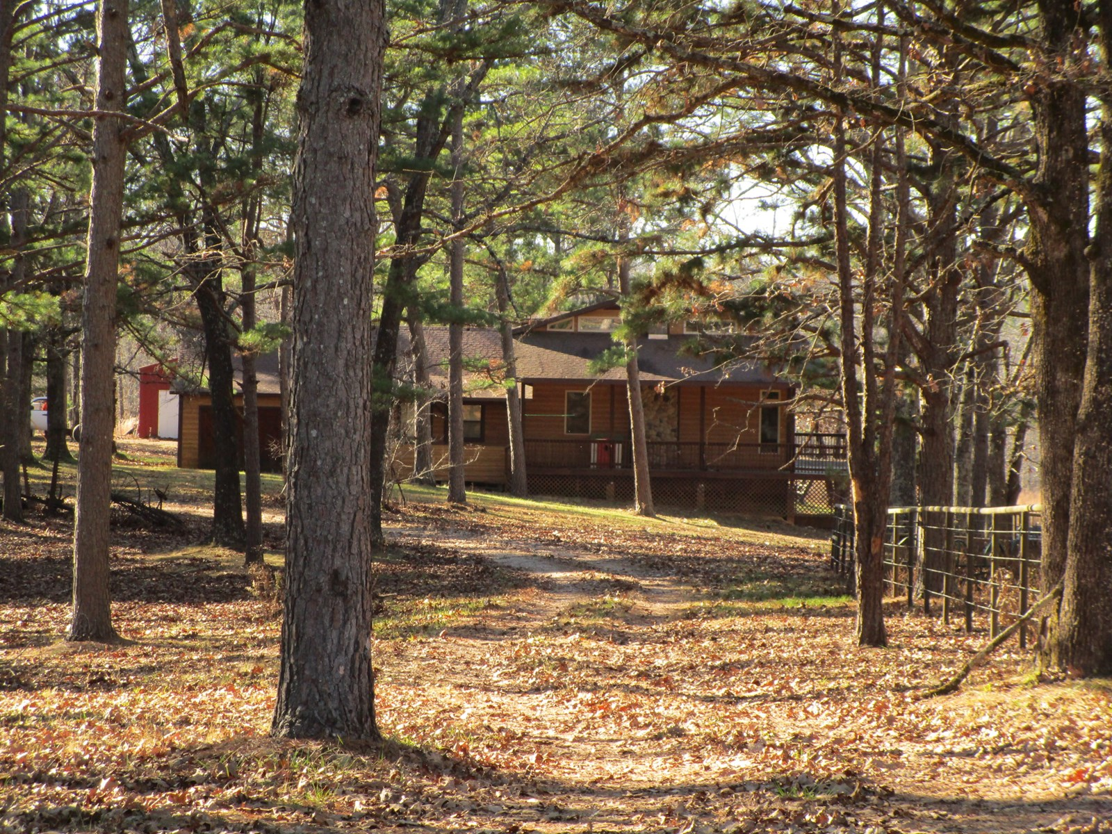 Texas County Home and Acreage For Sale
