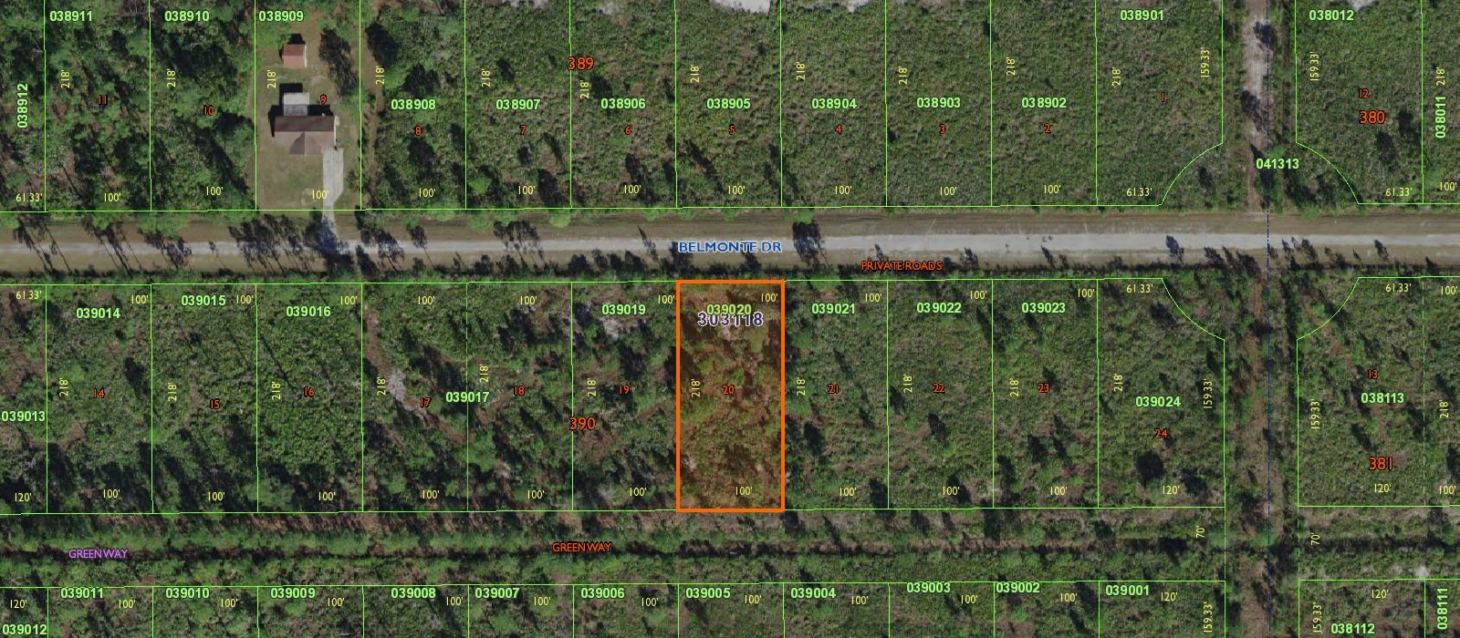 GOLF COURSE COMMUNITY, 0.50 VACANT LAND, CENTRAL FLORIDA