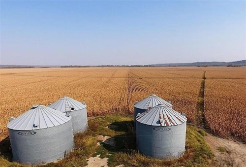 Tract 3 Highly Tillable Holt County Bottom Farm