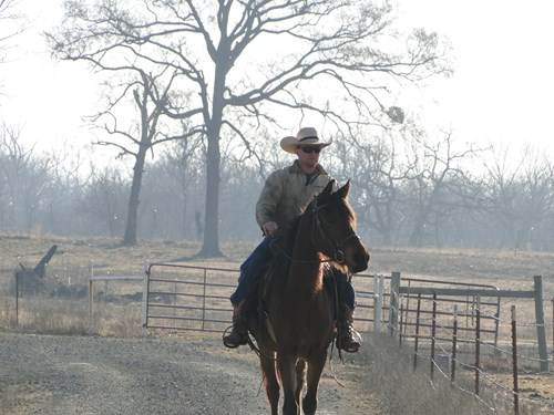 LEFLORE COUNTY CATTLE AND HUNTING RANCH