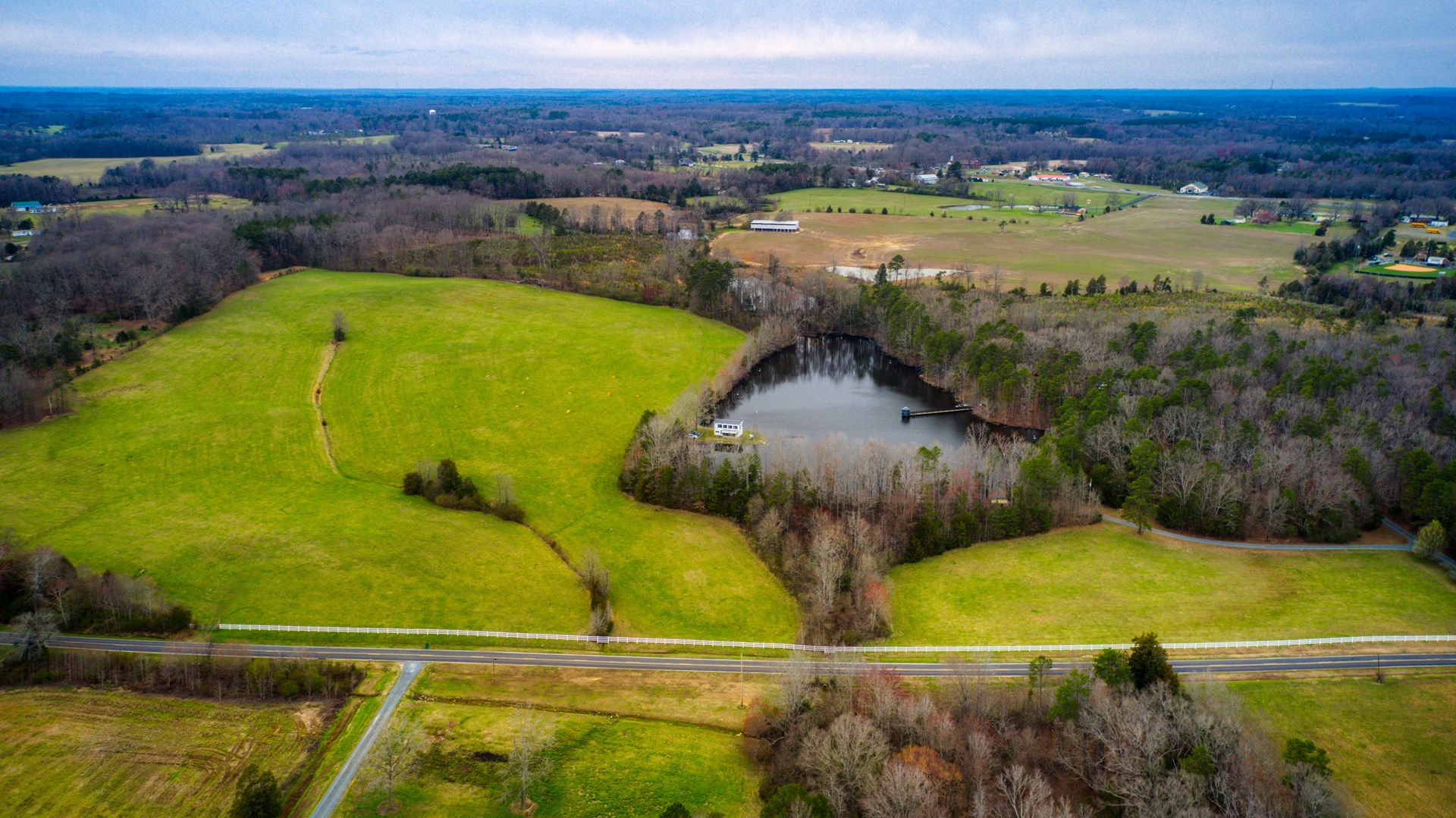 Large Lot With Lake Access For Sale