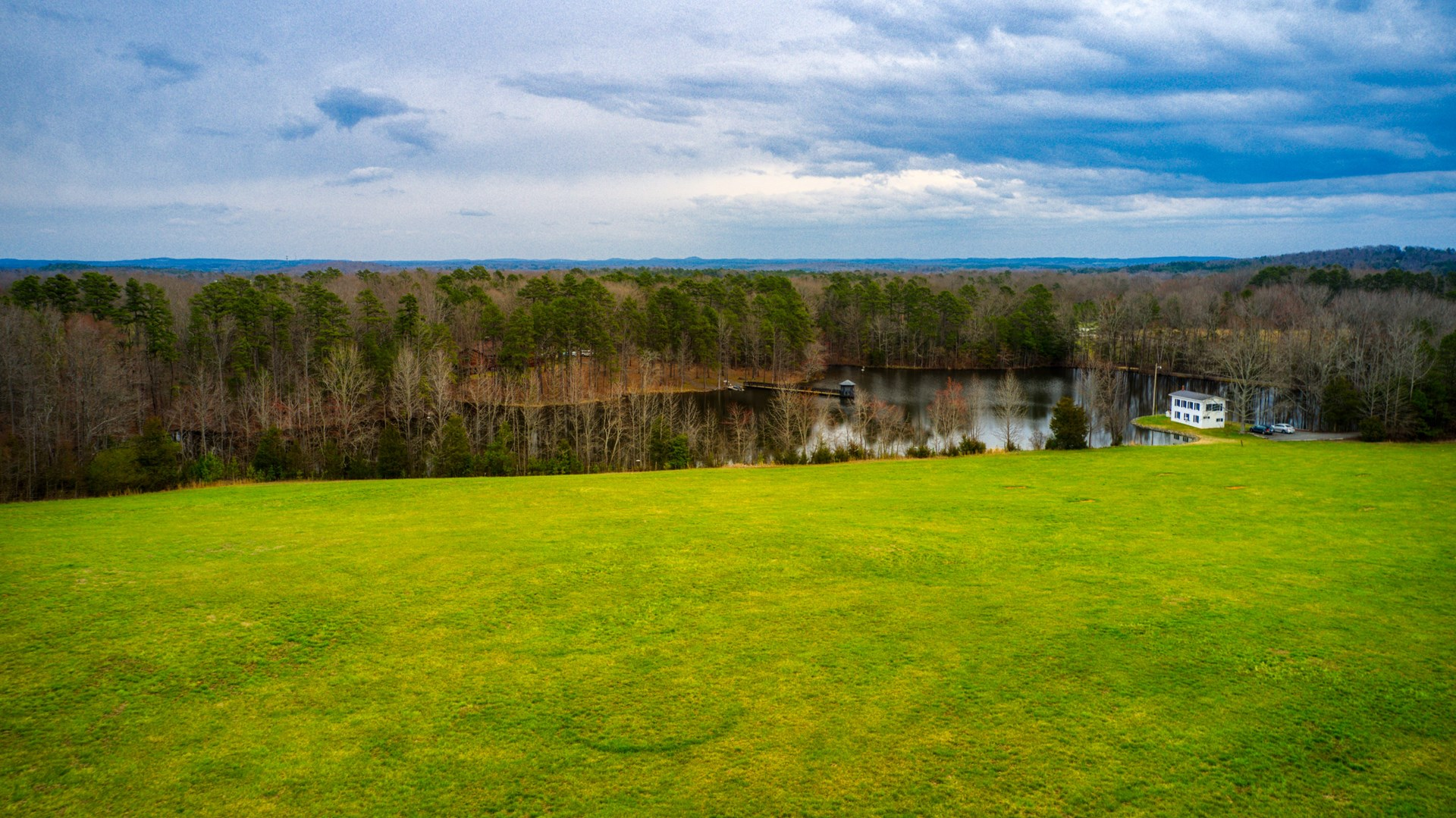 Residential Acreage For Sale With Lake Access