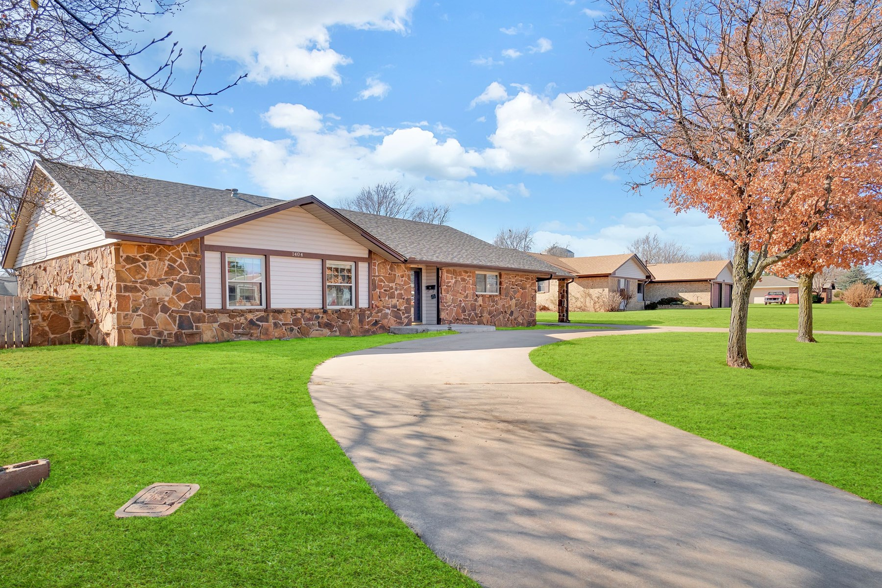 HOME FOR SALE IN ELK CITY, OK