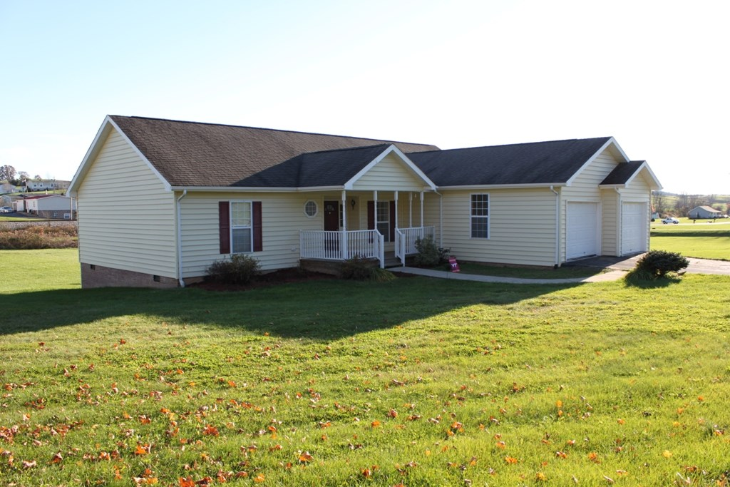 Beautiful Ranch Style Home for Sale in Abingdon VA