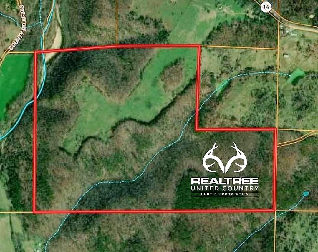 Hunting Property For Sale near Ava, Douglas County, Missouri