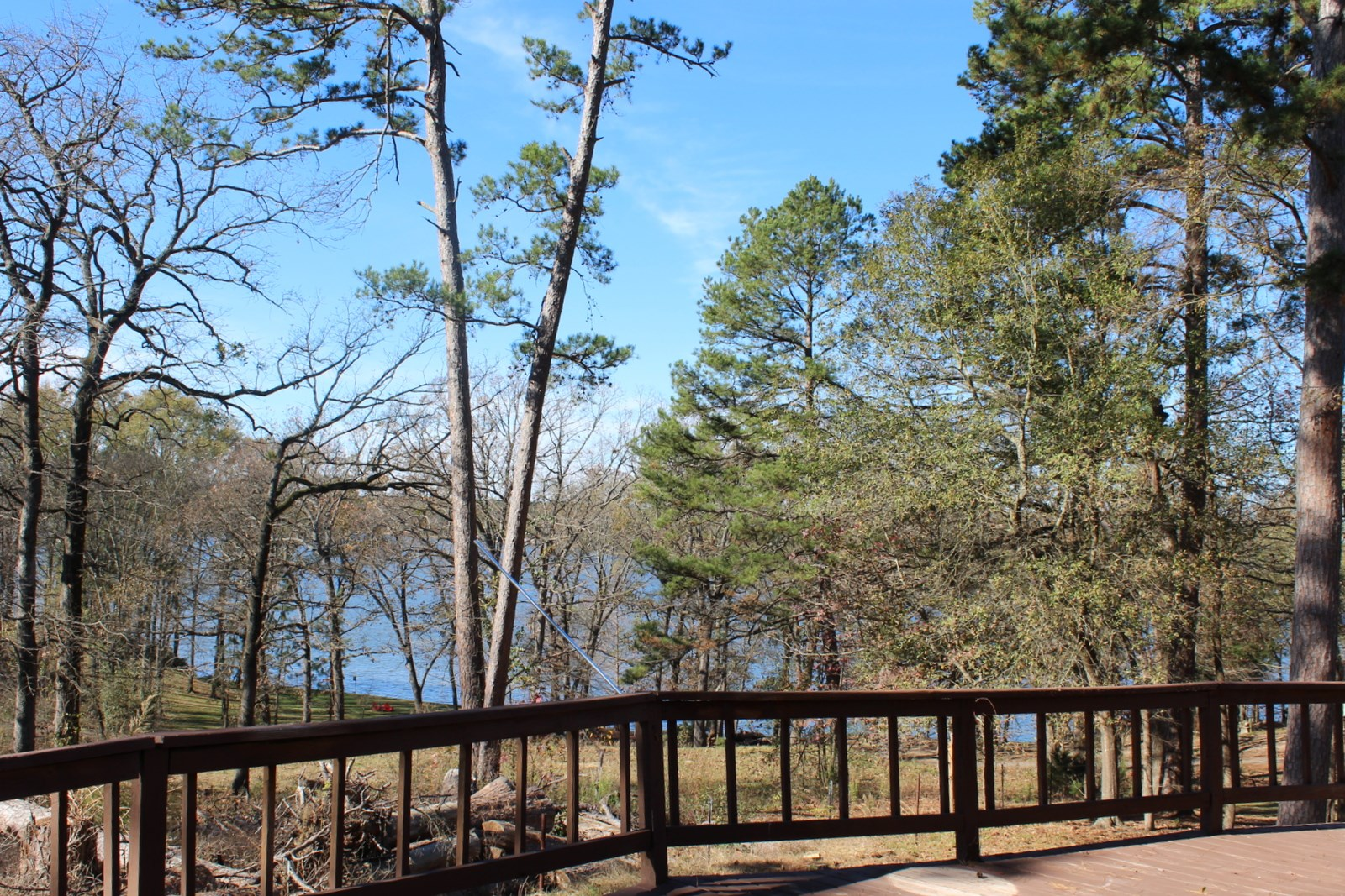 WATER VIEW HOME - LAKE CYPRESS SPRINGS - FRANKIN COUNTY TX