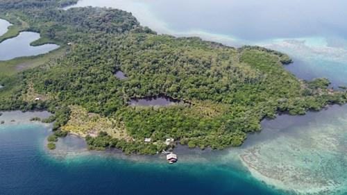 Construction Ready Oversea Casita Resort Site Bocas del Toro
