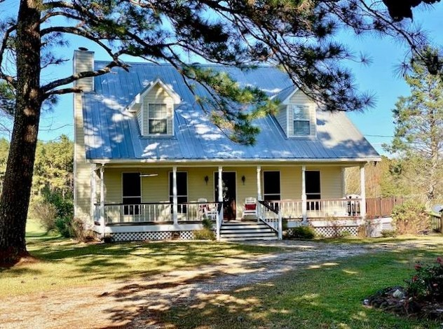4 Bed/2.5 Bath Home 27 Acres Pasture/Wooded for Sale SW MS