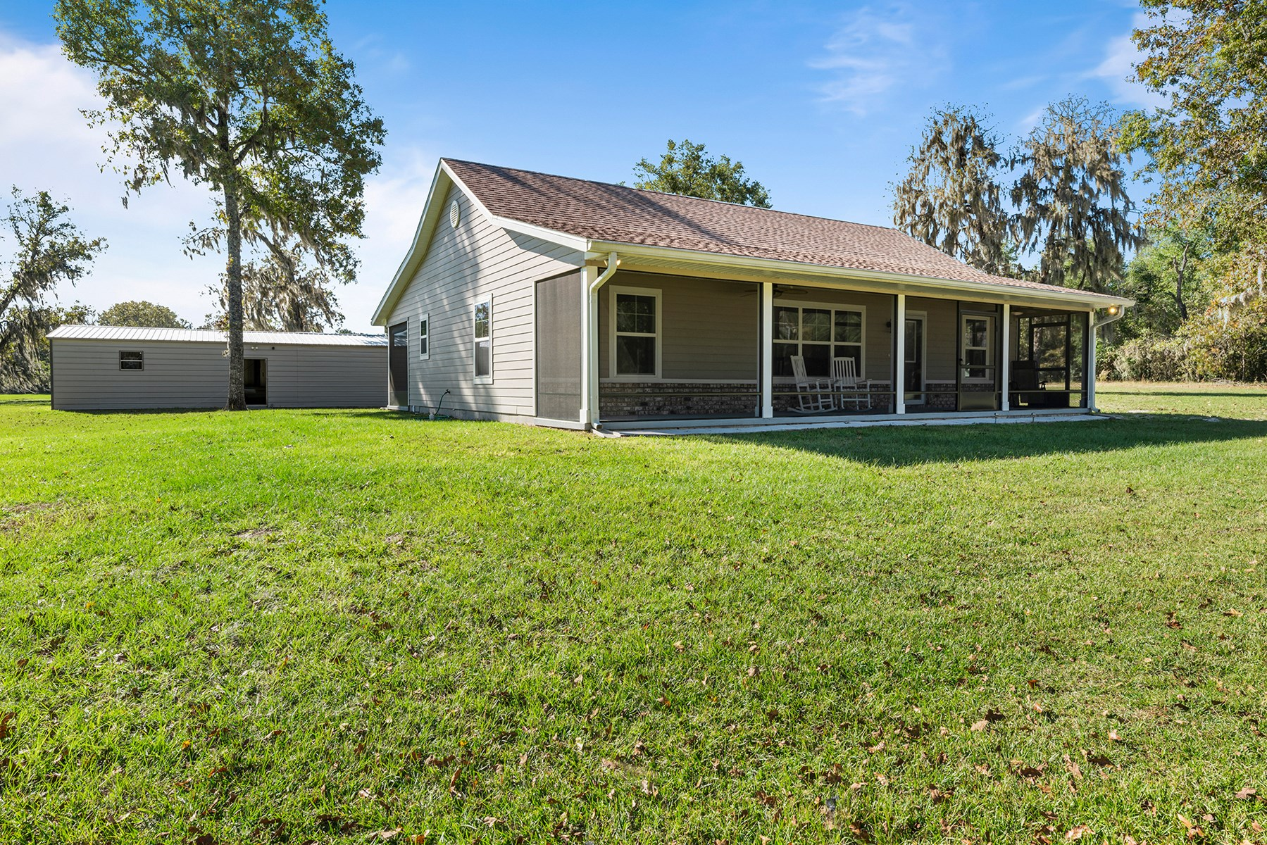 MINT CONDITION SINGLE FAMILY HOME on TWO ACRES!