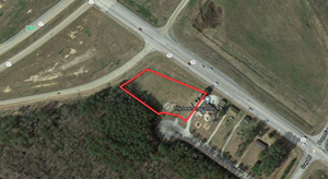 COMMERCIAL LOT FOR SALE BEAUFORT COUNTY, NORTH CAROLINA