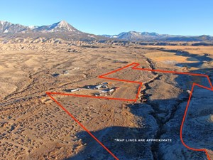 HOTCHKISS COLORADO LAND FOR SALE WITH BUILDING SITES