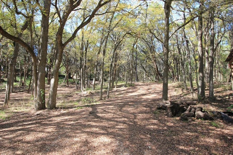 Hiking Trails in Central Texas