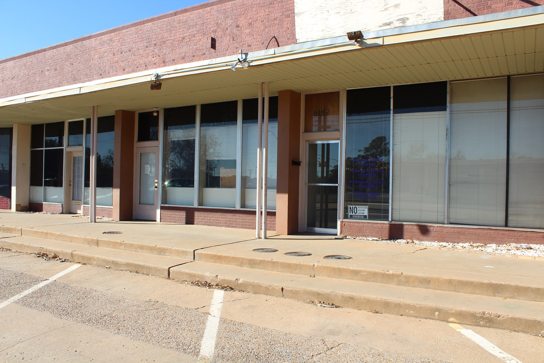 Commercial Space for Lease Wichita Falls Texas Wichita Count