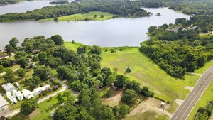 WATERFRONT ACREAGE READY FOR DEVELOMENT LAKE PALESTINE