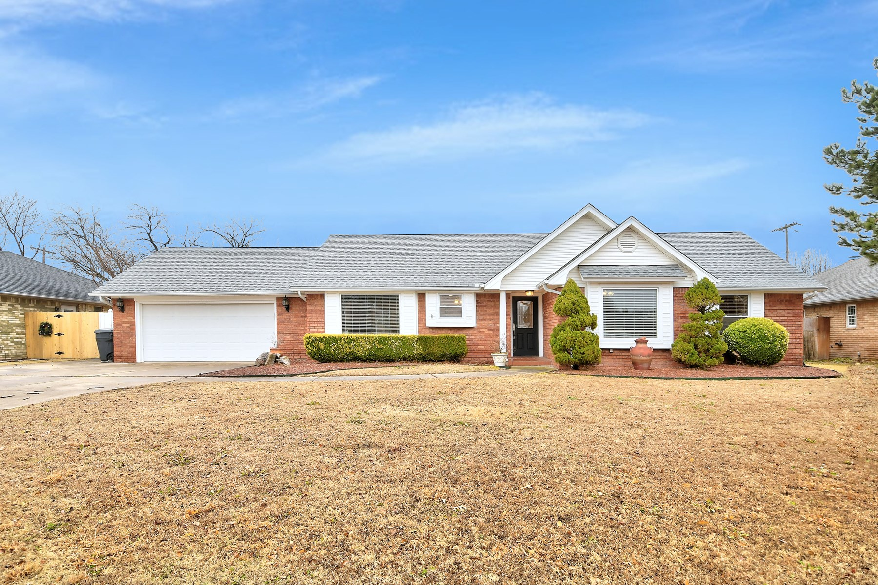 SOUTHERN OKLAHOMA HOME FOR SALE-PLAINVIEW SCHOOLS