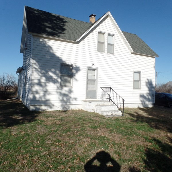 Country Home on 3 Acres For Sale Vernon County Missouri
