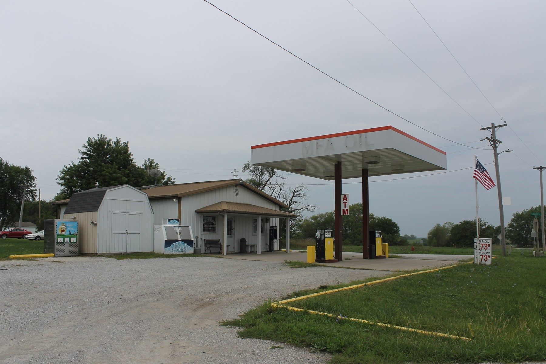 KIDDER MO COMMERCIAL BUILDING FOR SALE