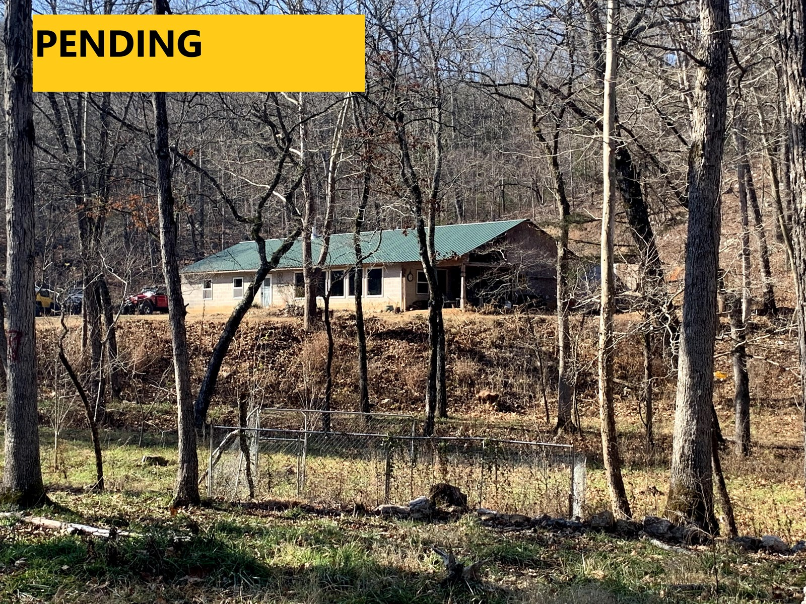 RUSTIC ARTISTIC HOME & 23 AC REA VALLEY
