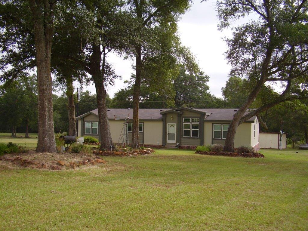 Home & Acreage For Sale - Marquez, TX - Leon County TX