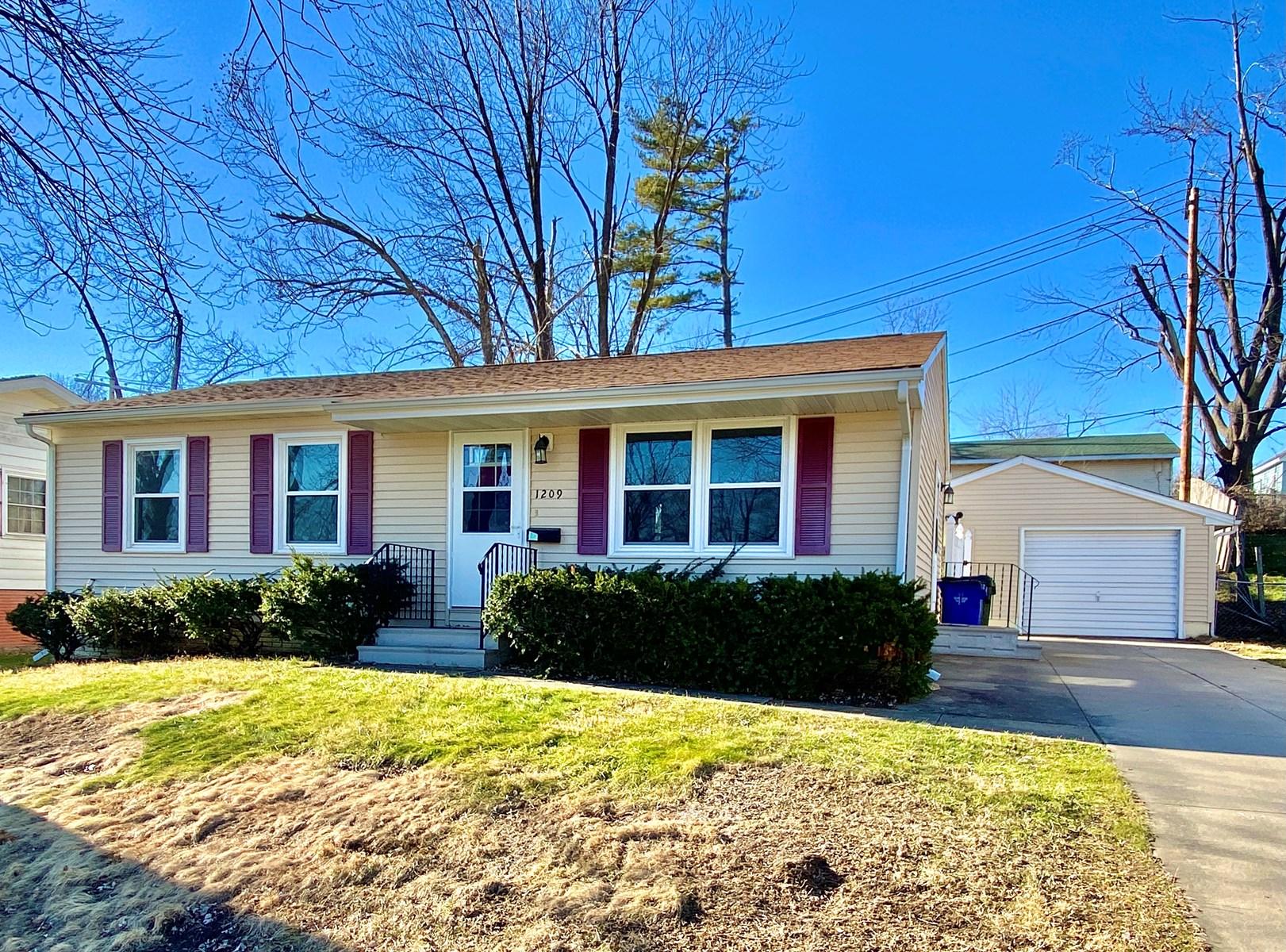 Cedar Rapids Iowa Home for Sale