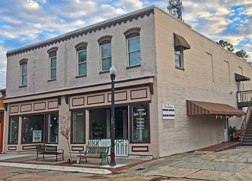 DOWNTOWN MONTICELLO Florida COMMERCIAL BUILDING for Sale