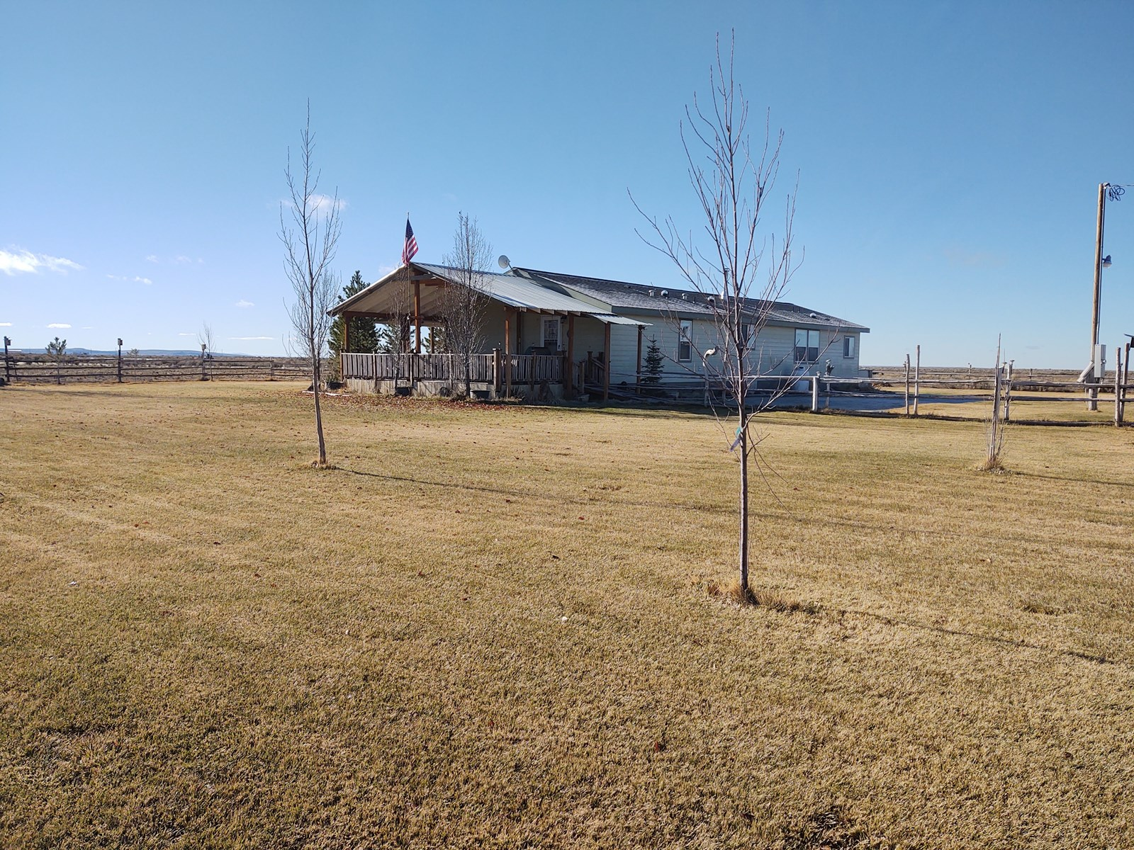 Immaculate Country Home on 39.59 Acres!