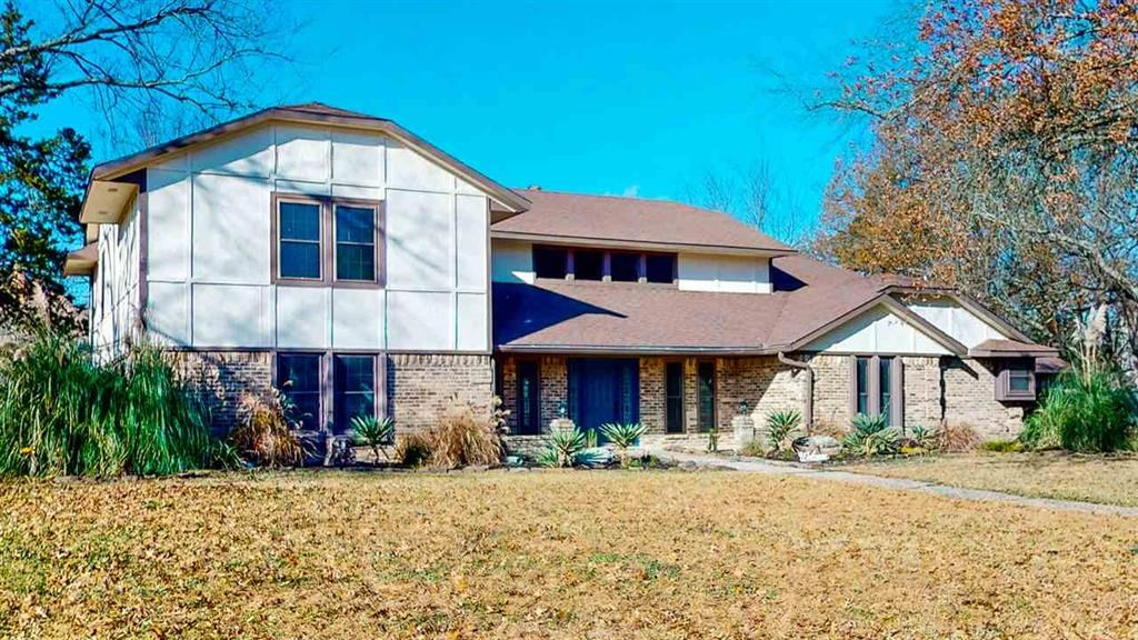 Large Home In Town For Sale Paris Texas
