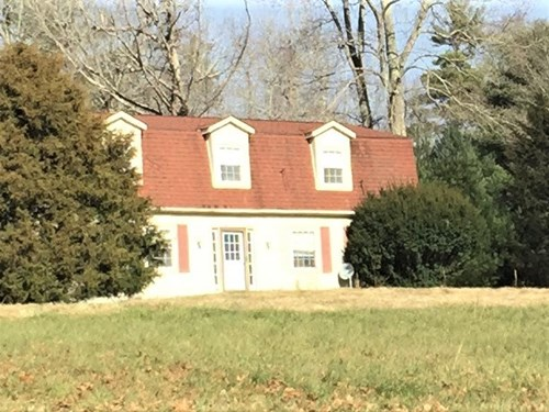 HOME AND 27 ACRES OFF I-77 IN BLAND CO