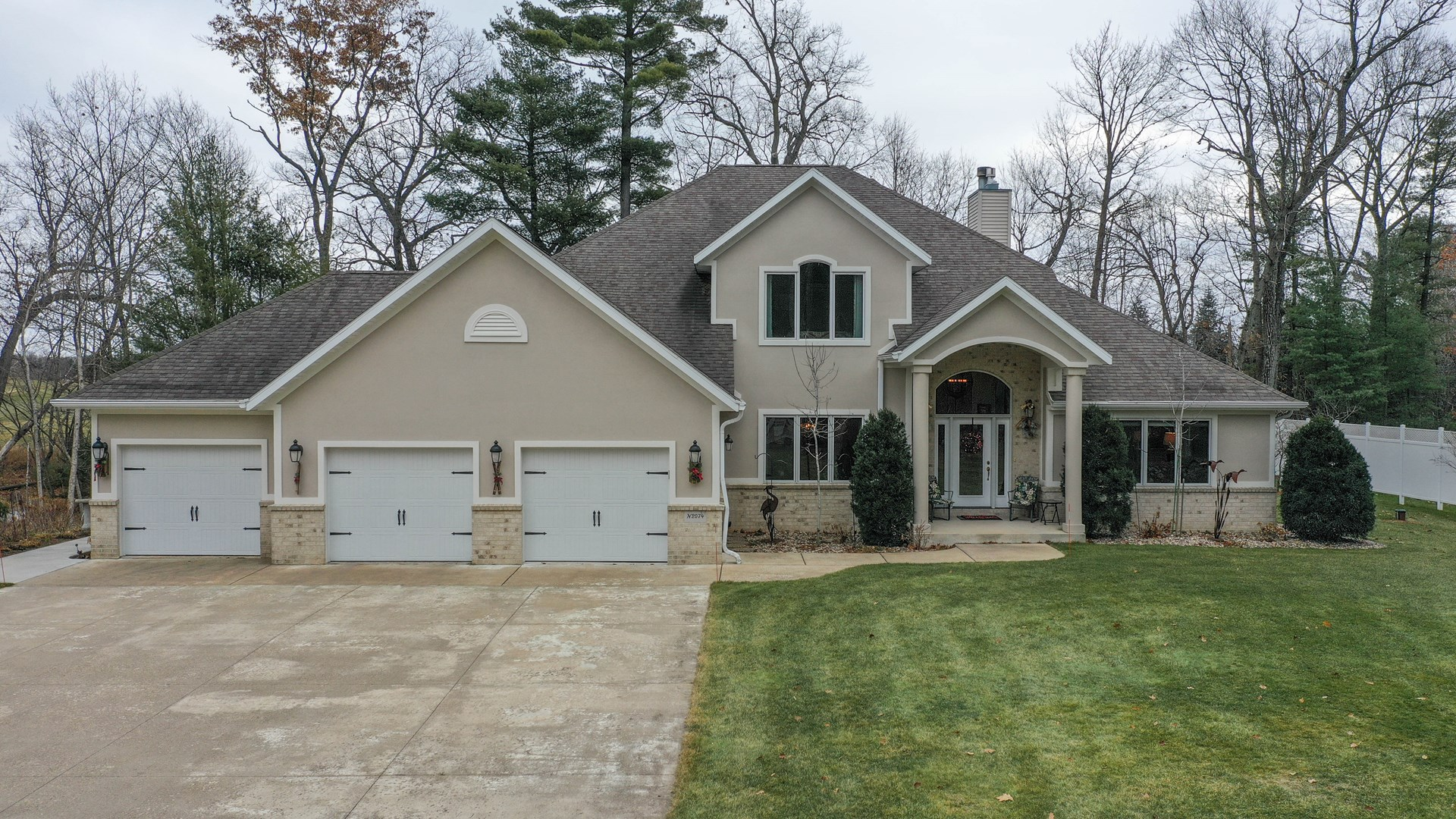 Luxury Home For Sale In Waupaca, WI