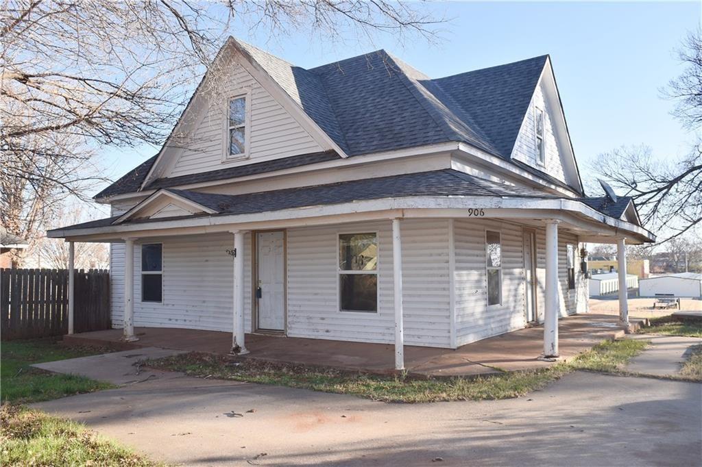 906 N Adams, Elk City OK