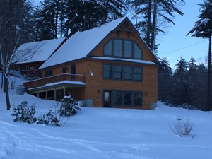 SKI HOME FOR SALE IN SOUTHERN MAINE