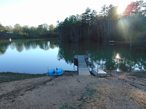 Lakefront Property For Sale Lincoln County Wesson MS