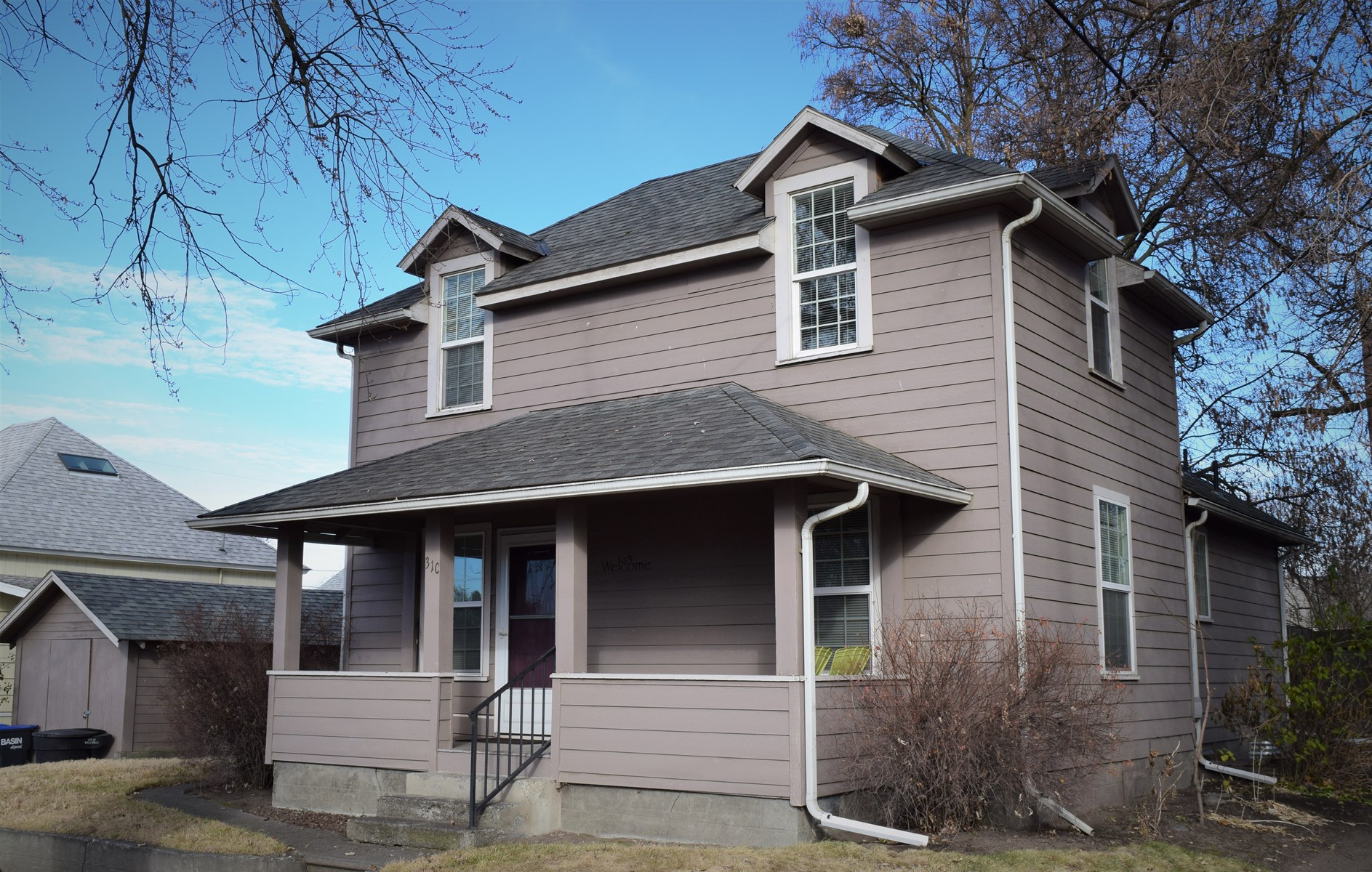 Cozy Home for Sale in Walla Walla Near Downtown and Whitman