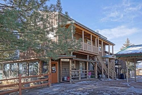 Cedaredge Lodge For Sale, Grand Mesa, Cedaredge, Colorado