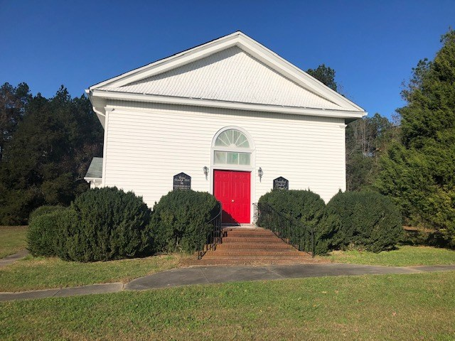 Country Church In Southern VA