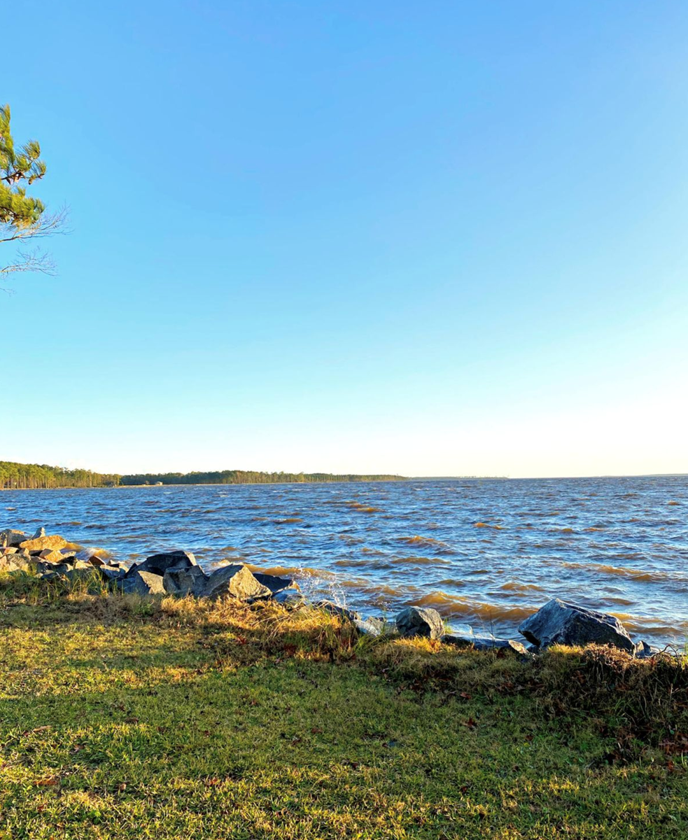 Waterfront Lot for sale in Eastern NC